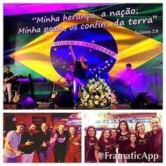 Tempo Especial com os Irmãos da Batista Renovada - Alegria em estar com vcs @jhessysantos - Obrigado.