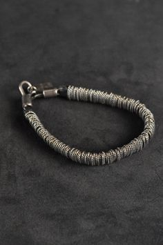 Goti – Bracelet, 004 | -PNP | Essentials (men's accessories) visit  http://www.pinterest.com/davidos193/
