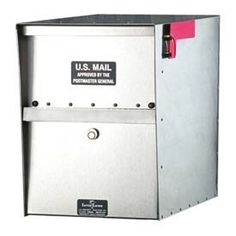 Standard Stainless Letter Locker Mailbox by JAYCO INDUSTRIES. $795.00. STANDARD LETTER LOCKERS Stainless Steel Letter Locker These high-security locking mailboxes hold up to 2 weeks of mail. Letter lockers are made using rust resistant 14 gauge stainless steel with one-piece framing for maximum strength. A 2H x 11W incoming mail slot and 3H outgoing mail tray are housed behind a magnetic door, allowing mail to be dropped in and stored safely. These mailboxes incl...
