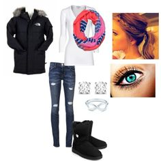 """""""Winter afternoon"""" by ltysdal on Polyvore"""