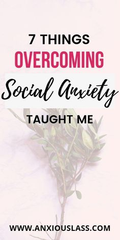 Overcoming Social Anxiety Taught Me These 7 Things remedies for anxiety remedies for sleep remedies high blood pressure remedies simple remedies sinus infection Natural Remedies For Anxiety, Natural Cold Remedies, Anxiety Remedies, Sleep Remedies, Herbal Remedies, Health Anxiety, Anxiety Tips, Anxiety Help, Overcoming Anxiety