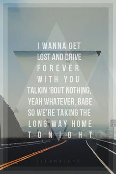 Long Way Home - 5 Seconds of Summer || Definitely one of my favorite songs on the album :)