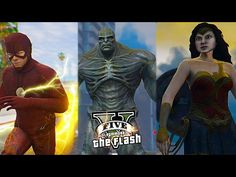 GTA 5 PC -The Flash And Wonder Woman VS Doomsday ! Epic Battle (Justice League Team Up) - Video --> http://www.comics2film.com/gta-5-pc-the-flash-and-wonder-woman-vs-doomsday-epic-battle-justice-league-team-up/  #TheFlash