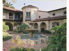 el cabrillo courtyard housing - hollywood 1928