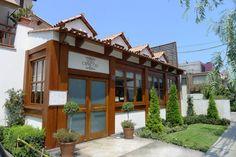 Restaurante y pastelería Dolce Capriccio, Miraflores, Lima - Perú. By ALMA Arquitectura e Interiores
