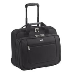 Transport your Laptop Smartly with a Rolling Laptop Case | @Cubicle Bliss| CubicleBliss.com | If you want to transport your laptop in style to and from your office and home, a rolling laptop case is the way to go. This article reviews a very popular, highly-rated laptop case with custom images. #cubicle #laptop
