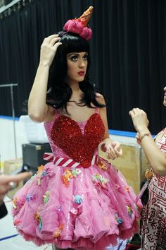 Katy Perry Costumes Love Pink