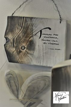 Art present from forest Wood Art, Presents, Gifts, Wooden Art, Favors, Gift