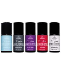 Choose a Free Striplac Nail Color with Alessandro Striplac Starter Kit purchase