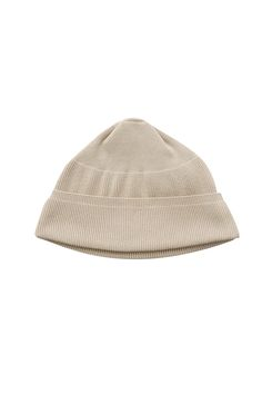 OLD JOE - FINE GAUGE ATHLETIC CAP - SAND BEIGE
