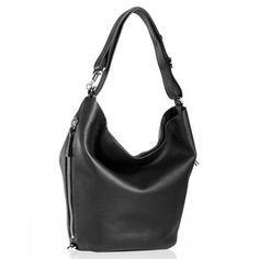$520 BUY NOW This Mackage bag also has multiple ways to wear; a convertible top handle turns the hobo style into a backpack! Now you can change handbags without even removing your many belongings.