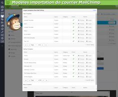 This module for PrestaShop allows you to create and send your own newsletters with different products from your store using many customizable templates. Marketing, Advertising, Mailchimp, Templates, Website, Stencils, Letter Templates, Vorlage, Models