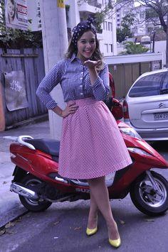 A moda ladylike da Afer