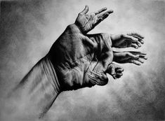 art, drawing, illustration, Oriol Angrill Jordà, graphite series, Ma de Mans