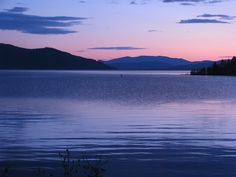 pend oreille lake | Sandpoint Blog: Shades of Lake Pend Oreille