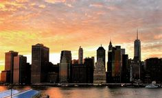 What kind of things to do in New York City do you expect from the world's most global city? Our guess is - something more than just tours around the city. New York Tours, New York City, New York Skyline, Things To Do, Nyc, World, Travel, Things To Make, Viajes