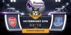 Prediksi Bola Jitu Arsenal vs Everton 4 Februari 2018 malam ini yang akan berlangsung pada laga pertandingan Kompetisi Liga Inggris Premier League ditayangkan pada hari Minggu, 04 Februari 2018. Pada Pukul 00:30 WIB di Stadion Emirates.