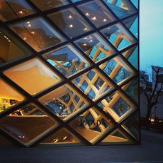 herzog and de meuron prada japan - Google Search Building Facade, Herzog,  Facade Pattern 997852af82