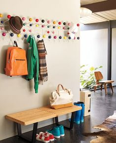 Appendiabiti Hang it All by Eames #design