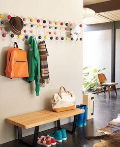 Appendiabiti Hang it All by Eames #design