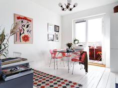 http://inredningsvis.se/designmobler-till-bords/  Designmöbler till bords - Inredningsvis