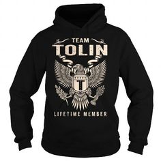 Team TOLIN Lifetime Member - Last Name, Surname T-Shirt #name #tshirts #TOLIN #gift #ideas #Popular #Everything #Videos #Shop #Animals #pets #Architecture #Art #Cars #motorcycles #Celebrities #DIY #crafts #Design #Education #Entertainment #Food #drink #Gardening #Geek #Hair #beauty #Health #fitness #History #Holidays #events #Home decor #Humor #Illustrations #posters #Kids #parenting #Men #Outdoors #Photography #Products #Quotes #Science #nature #Sports #Tattoos #Technology #Travel #Weddings…