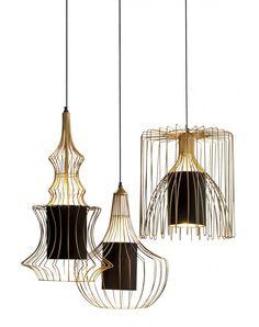 Bright Future, lighting inspiration - Boston Home magazine #lighting #fixtures #design