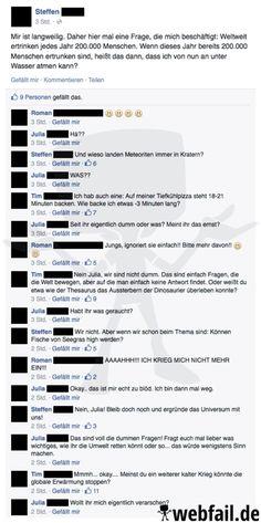 (1) Facebook-Fails: Bitte, lass diese Facebook-Nachrichten Fake sein - watson