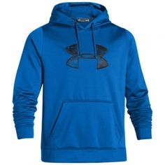 Find the Under Armour Men's Rival Hoodie - Blue by Under Armour at Mills Fleet Farm.  Mills has low prices and great selection on all Sweatshirts.