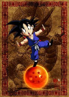 Dragon Ball Z by ~limandao