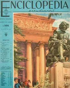 Enciclopedia Estudiantil - Nº 205 - 1964 - Codex - $ 30,00