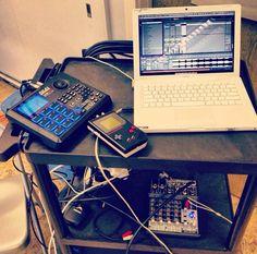 Recording Studio Home, Home Studio, Studio Setup, Mixers, Studios, Desktop, Gadgets, Tumblr, Bedrooms