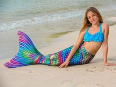 Go on a fantastical mermaid journey wearing Fin Fun's Limited Edition mermaid tail, Twilight Sparkle! Shop now to get this mermaid tail for kids & adults. Mermaid Swim Tail, Mermaid Tails For Kids, Cute Summer Outfits, Kids Outfits, Summer Clothes, Beach Outfits, Party Outfits, Outfit Summer, Tween Fashion