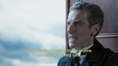 doctor who peter capaldi Malcolm Tucker The Thick of It twelfth doctor