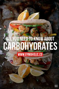 gymaaholic:  This is ALL you NEED to know about carbohydrates ! If you want to build muscles or lose fat, don't miss this article: http://www.gymaholic.co/nutrition/carbohydrates-fuel-your-body