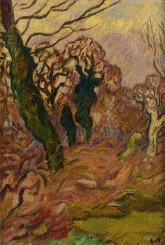 Louis Valtat, La sologne (1918)