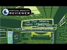 ▶ Janus VR Update & Dot Matrix on Oculus Rift - YouTube