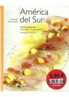 América del sur cookbook