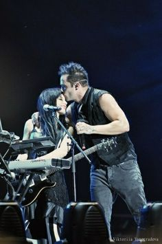 John and Korey Cooper