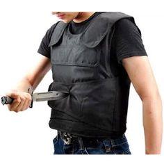 Tactical Stab Vest Body Armor Bulletproof Combat Knife Camo Outdoor Self-Defense #TacticalStabVestChina