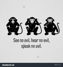 Image result for see no evil hear no evil