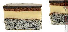 Prajitura Nero cu mousse de ciocolata si foi cu cacao - Adygio Kitchen Cake Recipes, Dessert Recipes, Desserts, Coca Cola Cake, Romanian Food, Food Cakes, Savoury Cake, Homemade Cakes, Cakes And More