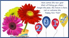 Happy New Year Greetings Cards 2014