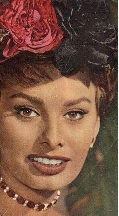 Sophia Loren,1958