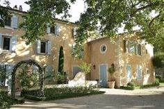 ideas house exterior french country provence france for 2020 French Country Houses Exterior, Country Home Exteriors, French Exterior, Hotel Provence, Provence France, Memorial Day Weekend Getaways, Mison, Houses In France, Cottage Style