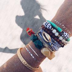 Seashells • coquillages et crustacés