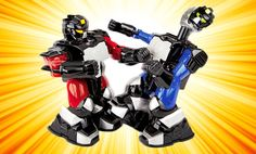 Remote Controlled Robot for the holidays! http://www.groupon.com/deals/gg-remote-controlled-cyber-boxing-robots