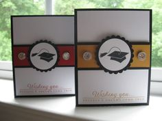 Stampin+Up+Graduation+Ideas | Wendy's Card Creations: Stampin Up