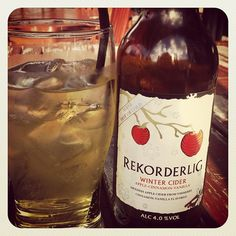 A Winter Cider for Charlotte