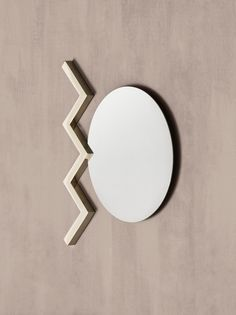 """Stair Mirror"" by Danish designer Kristina Krogh – www.kkrogh.dk"